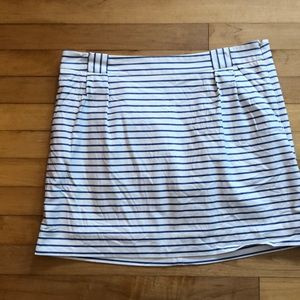 The Limited Striped Skirt Size 12
